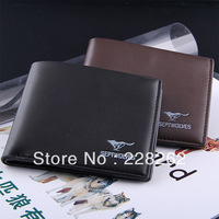 Men's Wallet Genuine Leather Brand Wallet Passport Cover Designers Men Short Wallets Purse Key Bags Free Shipping
