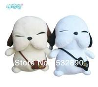 2013 new Lovely Stray dog doll Size:50cm Wedding birthday gift Cotton dIY wedding gifts 1PCS/lot Plush and Stuffed Toy