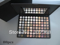 1pcs brand makeup MC smokey eye shadow*professional make up NEW 88 Colors Palette Eyeshadow dropship free shipping