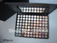 2PCS/LOT smokey eye shadow*professional make up NEW 88 Colors Palette Eyeshadow, 2 different colors free shipping by china post