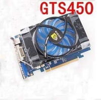 High quality gts450 computer independent graphics card