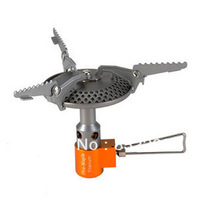 Fire Maple Portable Outdoor Picnic Camping Gas Cooking Lightweight 2820W Titanium BBQ Burner Stove FMS-116T Christmas Gift