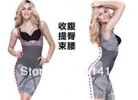 Hot sale FEDEX Freeshipping.500pcs/lot Fashion Bamboo Magic Body Shaper Slimming BodyShaper Size S-M,L-XL,XL-XXL(OPP bag)