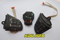 VW Valkswagen Tiguan Passat B7L Steering Wheel Multifunction Button+Module 5C0 959 538 B+5C0 959 537 A+5K0 959 542A