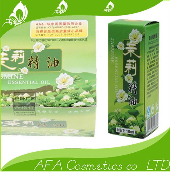 Natural Jasmine Compound Essential Oil With Desalt Scar Alleviate Dysmenorrhea Aromatherapy Massage Free Shipping