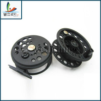fishing reels Fly fishing Reels 7/8  95mm   casting nylon black  China Post Air Mail Free shipping! ! !