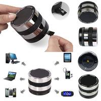 Scolour Super Bass Mini Portable Bluetooth Handsfree Wireless Speaker For iphone Samsung Free shipping &wholesale
