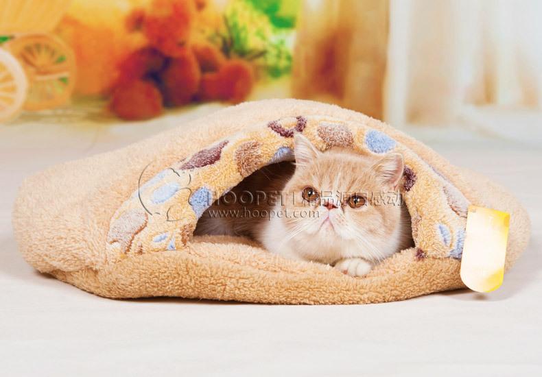 Cat Bed Llitter Cat Sleeping