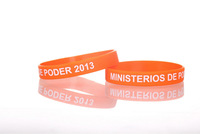 100pcs/Lot Custom solid rubber bracelets with 1 color printing, SIlicone wristbands with your LOGO $ TEXTS