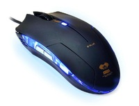 Free Shipping--  E-3LUE 6 Buttons Gaming Wired Optical USB Mouse