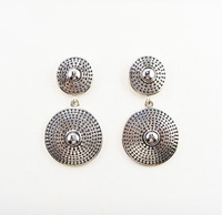 Hot Vintage Statement Earrings of Indian Style Women Big Jewelry Free Shipping Health Care 1100580