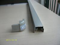 25 aluminum frame/length:3m,width:50mm