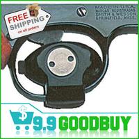 Plastic Gun Trigger Lock Gun Lock With Key Gun Safe For Kids Free Shipping by GOODBUY online store individul retial packing