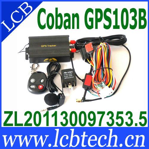 GPS-трекер Coban TK103B GSM/GPRS/GPS Tracker