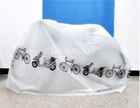 Dustproof Waterproof Bicycle Bike Cover Protecting MTB Durable Bike Rain Cover 210x100cm Easy to Use