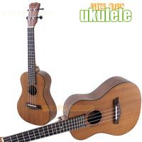 "Hawaii Small Acoustic Guitar! ukulele with kits, 23 "" Guitar/high quality matt finished soprano ! Simpson"