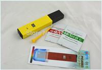 5pcs/lot Digital PH Meter/Tester 0-14 Pocket Pen Aquarium