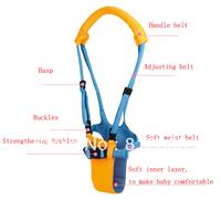 Free shipping(1pcs/lot)Infant toddler belt baby walker belts