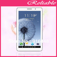 "9"" P2000 GSM phone calling tablet with SIM card slot MTK6572 1.2GHz 256MB RAM dual camera 2.0MP dual SIM card slots tablet pc"