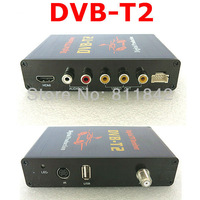 DVB-T2  Car HD 1080P digital tv tuner DVB-T2