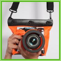 GQ-518M/L Camera Waterproof  Bag Travel Accessories Underwater 20M Diving Waterproof Bag  For Nikon Canon Bag