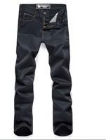 Hot Sale New Style Brand Men's Denim Pants Brand 2013 Autumn Cowboy Pants Men Denim Fashion Jeans