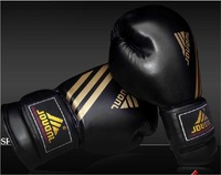 Free Shipping!muay thai boxing Professional Velcro boxing gloves /sanda fists/ventilation type /10 ounces