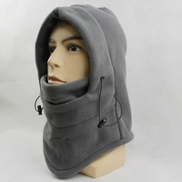 2013 Wholesale Winter Prevent Ski Warm Outdoor Cap,Masked Fleeces Hat Riding Headgear Free Shipping 10Pcs/lot Keep Warm