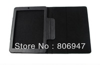 Free shipping leather cover ainol novo 8 discover case quad core tablet pc