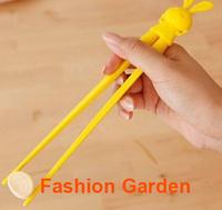 Boy/Girl/Rabbit Mix Colors Cute Silicone Chopsticks Children Learning Chopsticks 50Pairs/lot Adults Chopsticks Free Shipping
