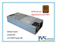 High-efficiency FSP460-701UH UG 1u460w server power supply 80Plus Bronze over 85%