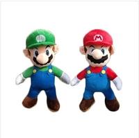 Free Shipping The hot selling NICI Toy big size Super Mario Bros anime cartoon plush toys stuffed plush the soft baby toys