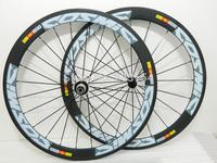 Bestselling 2015 Mavic COSMIC Carbone SLR Road Bicycle Carbon Mavic Wheels +Hubs+Spokes+Nipples+Skewers Wheelset, HOT!!!