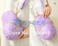 New Women Summer Fashion Multifunction Hat Shape Cross Body Bag Backpack Messager Shoulder Bag 5Colors 17697