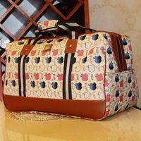 Hot Sale Large Capacity 2014 Waterproof Fashion Women Travel Bag Shoulder Handbag Luggage 11 Styles
