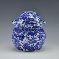 Jingdezhen Lead-Free Ceramic Pickled Vegetable Jar