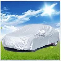 HOT selling  the Universal waterproof car cover  suitable for mazda,chevrolet,hyundai,KIA,Passat,Subaru,suzuki,golf,toyota,skoda