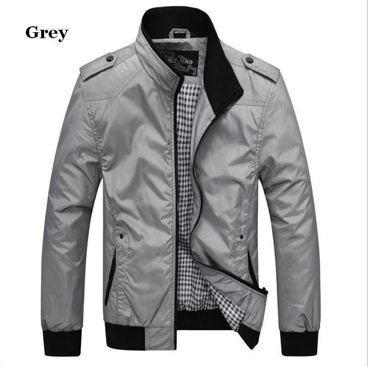hot vente autunm veste décontractée pour les hommes 2014 nouvelle mode homme vestes pour hommes vêtements de sport vêtements grande taille 3xl 4xl s255