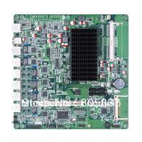 Fanless 6*Intel 82583V  Atom D2550 firewall motherboard