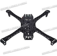 REPTILE-Aphid FPV Quadcopter Aircraft Frame Kit w/ CCD Camera Lens Aerial photo