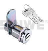 high security flat key cam lock for arcade machine cash door