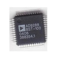 Free shipping ic    AD9288BST-100 AD9288 QFP-48