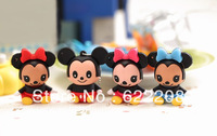 Free Shipping New style Mikey Mouse Cartoon USB Flash Drive/stick/usb memory/pen drive1GB,2GB,4GB,8GB,16GB,32GB 64GB