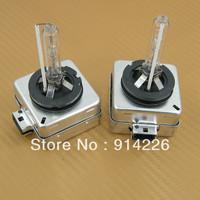 Car Auto parts Xenon Free Shipping 12V Xenon HID Conversion Replace Bulb D1S  6000K