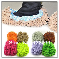 Dust Cleaner House Bathroom Floor Cleaning Mop Cleaner Slipper Lazy Shoes Cover