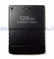 New Black 128MB Memory Card Game Save SaverData Stick Module For Sony PS2 PS Playstation 2