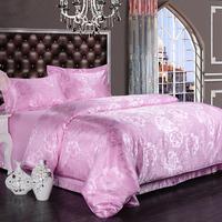 Xintai sheep tencel cotton jacquard four piece set b 100% cotton sheets wedding bedding package