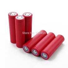 Free shopping 6PCS/lot Sanyo 18650 2600mAh Li-ion rechargeable battery The flashlight batteries