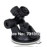 High quality Universal iron Car Holder Car Suction Mount short Bracket to fix car black box X3000 K6000  Free Shipping
