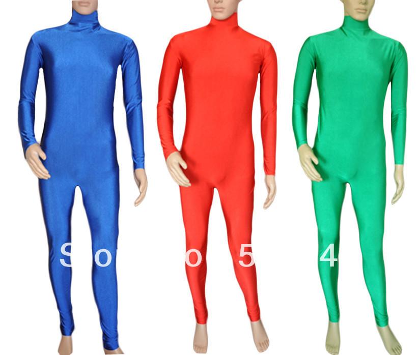 Skin Color Bodysuit Bodysuit Skin-tight Lycra